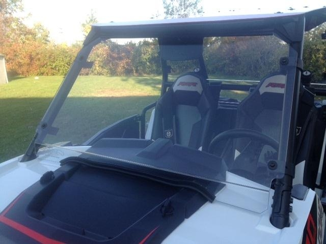 EMP RZR XP1000 and 2015 RZR 900 Hard Coat Full Windshield