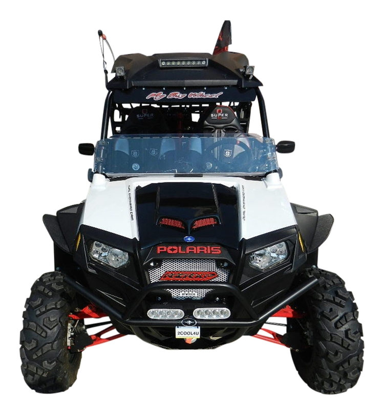 Mudbusters Polaris XP 900 Fender flares