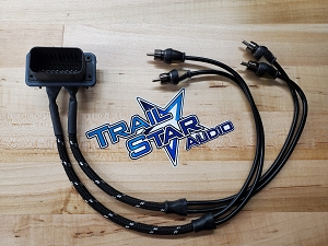 RZR PRO XP Ride command plug