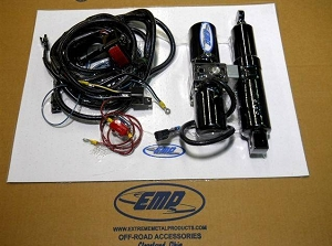 EMP Snow Plow Power Angle Package