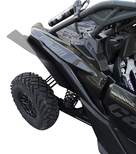 Mudbusters CAN-AM MAVERICK X3 RS FENDERS (IDEAL FOR 72