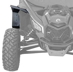 Mudbusters CAN-AM MAVERICK X3 - BRP FENDER EXTENSIONS (STANDARD & LARGE)
