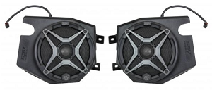 SSV Works 2014-UP POLARIS RZR FRONT KICK SPEAKER PODS
