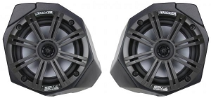 SSV Works CAN-AM MAVERICK X3 FRONT SPEAKER PODS WITH 6 1/2 INCH SPEAKERS