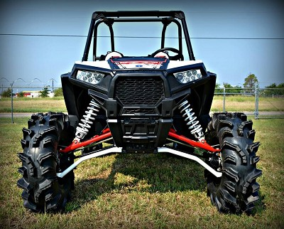 Polaris RZR XP 1000 High Clearance A-Arms